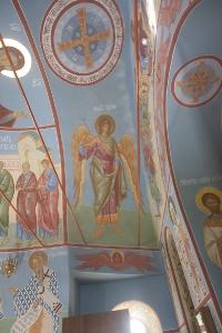 Роспись Троицкого храма г. Пушкино_8