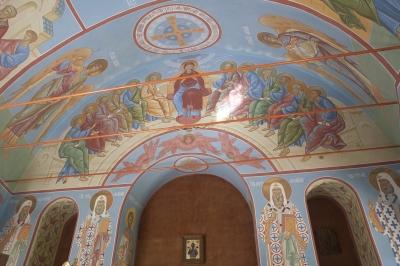 Роспись Троицкого храма г. Пушкино_9