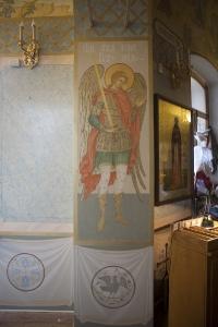 Роспись Преображенского храма в Кореневе, пос. Красково_12