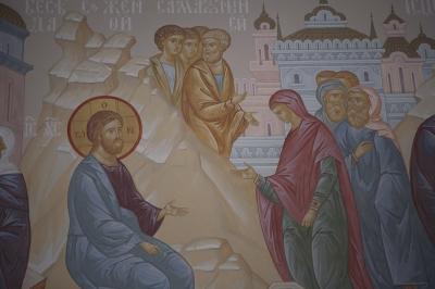 Роспись Преображенского храма в Кореневе, пос. Красково_14