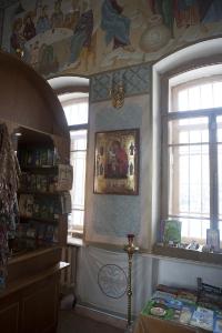 Роспись Преображенского храма в Кореневе, пос. Красково_15