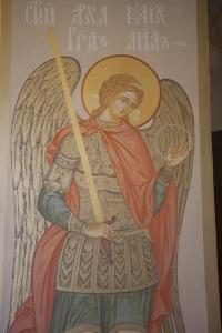 Роспись Преображенского храма в Кореневе, пос. Красково_20