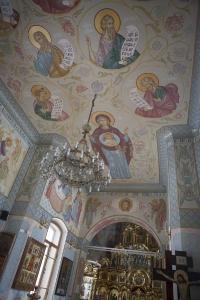 Роспись Преображенского храма в Кореневе, пос. Красково_21