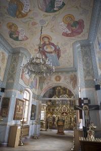 Роспись Преображенского храма в Кореневе, пос. Красково_22