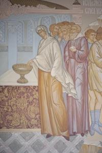 Роспись Преображенского храма в Кореневе, пос. Красково_26