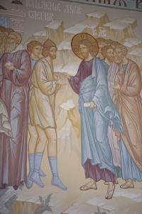 Роспись Преображенского храма в Кореневе, пос. Красково_2