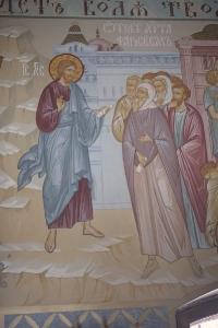 Роспись Преображенского храма в Кореневе, пос. Красково_7
