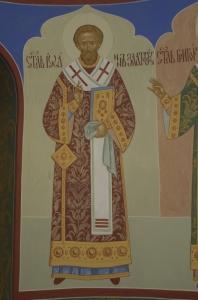 Роспись Никольского храма Борисоглебского монастыря г.Дмитров_10
