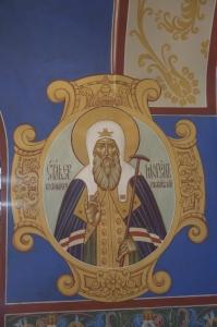 Роспись Никольского храма Борисоглебского монастыря г.Дмитров_11