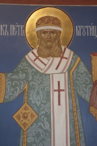 Роспись Никольского храма Борисоглебского монастыря г.Дмитров_12