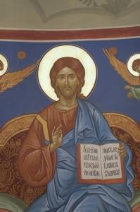 Роспись Никольского храма Борисоглебского монастыря г.Дмитров_16