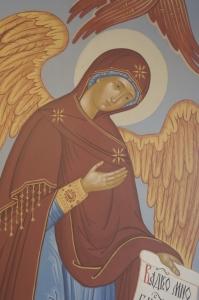 Роспись Никольского храма Борисоглебского монастыря г.Дмитров_2