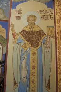 Роспись Никольского храма Борисоглебского монастыря г.Дмитров_3