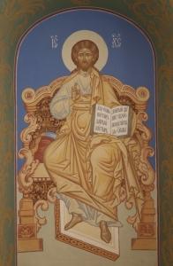Роспись Никольского храма Борисоглебского монастыря г.Дмитров_5