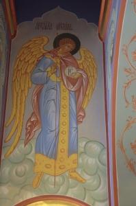 Роспись Никольского храма Борисоглебского монастыря г.Дмитров_7