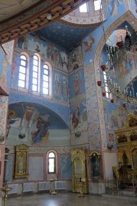 Роспись Троицкого храма г. Реутов Московской области_25
