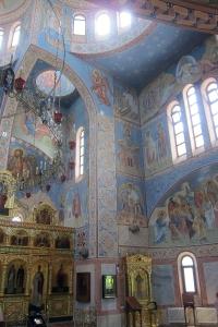 Роспись Троицкого храма г. Реутов Московской области_26