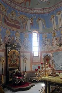 Роспись Троицкого храма г. Реутов Московской области_2