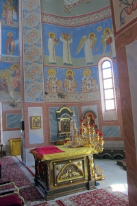 Роспись Троицкого храма г. Реутов Московской области_3