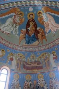 Роспись Троицкого храма г. Реутов Московской области_7