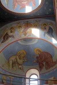 Роспись Троицкого храма г. Реутов Московской области_9