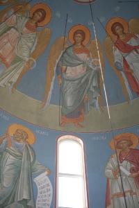 Роспись храма преподобного Андрея Рублева в Раменках г. Москва_27