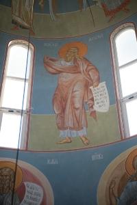 Роспись храма преподобного Андрея Рублева в Раменках г. Москва_31