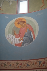 Роспись храма преподобного Андрея Рублева в Раменках г. Москва_5