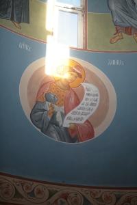 Роспись храма преподобного Андрея Рублева в Раменках г. Москва_7